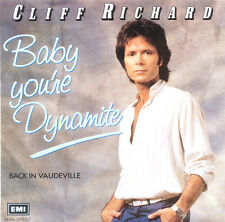 Cliff RICHARD Baby You're Dynamite NED Press Emi 1A006.1078387 SP