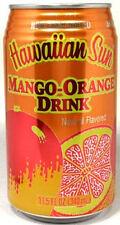 """FULL 11½oz """"Taste of Hawaii"""" Hawaiian Sun Natural Mango-Orange Fruit Drink 2012"""