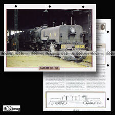 #033.06 Fiche Train - LES LOCOMOTIVES GARRATT 140+041 en BIRMANIE (1925)