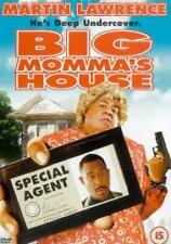 Big Momma's House (DVD, 2001) new and sealed freepost