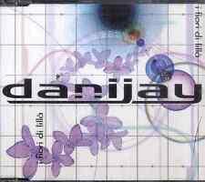 DANIJAY I Fiori di Lillà CD Single Near Mint