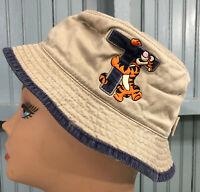 Winnie The Pooh Tigger YOUTH kids 55cm Bucket Hat
