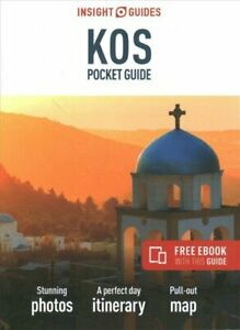 Insight Guides Pocket Kos  by Insight Guides 9781789198676 | Brand New
