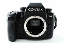 Contax N1 35mm SLR Film Camera Black Body Only from Japan [Exc+++] #9073A