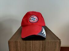 Football Cap soccer Bayern Munich Munchen Vintage Adidas Jersey 2003 Snap Hat