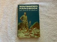 Vintage 1959 Scoutmaster's Handbook Boy Scouts of America BSA Norman Rockwell