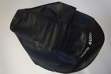 Motorcycle seat cover - Moto Guzzi V7 sport with solid print