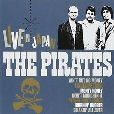The Pirates - Live in Japan [New CD] UK - Import