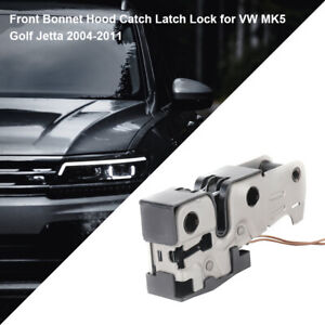 Engine Bonnet Hood Catch Latch Lock 1K1823509E For VW MK5 Golf V Jetta 04-11 UK