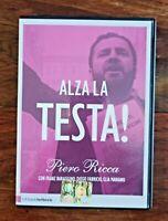 Alza la testa! di Piero Ricca Saggio Società  2008 DVD