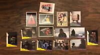 Lot of 15 Insert Cards From 2018 Topps Solo - A Star Wars Story Card Set