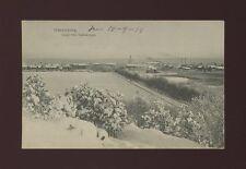 Sweden WANERSBORG Utsigt fran Dalbobergen winter scene 1914 PPC