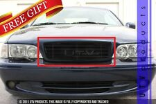 GTG, 1998 - 2004 VOLVO C70 1pc BLACK UPPER BILLET GRILLE KIT