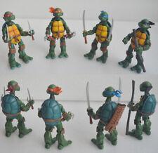 NECA TMNT Teenage Mutant Ninja Turtles Model Color Headband Action Figures Box