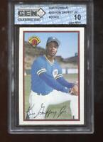 Ken Griffey Jr. RC 1989 Bowman #220 Mariners HOF Rookie GEM MINT 10