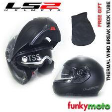 Matte Motorrad-Helme für LS2