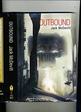 OUTBOUND-JACK MCDEVITT-1ST ED HB/DJ-NF-VERY RARE COLLECTIBLE SF BY MODERN MASTER