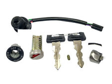 Vespa PX125 150 LML Ignition On Off Switch 2 Wire and 1 Barrel Lock 2 Keys P8036