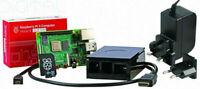 U:Create Raspberry Pi 4 Model B 4GB Starter Kit, Black
