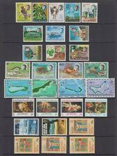 BRITISH INDIAN OCEAN TERRITORY BIOT SELECTION MINT SETS (ID:752/D59991)