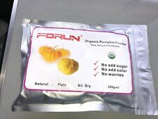 FORUN Organic Certified Pumpkin Powder  350G