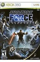 Star Wars: The Force Unleashed Xbox 360/One Game 1 I Fast Ship T-Kids