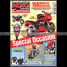 MOTO CONSO N°2 ★ SPECIAL OCCASIONS - GUIDE D'ACHAT ★ 150 MODELES - Edition 2004