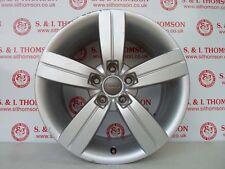 AUDI TT 8Jx17'' ALLOY WHEEL 5 STUD 5 SPOKE 8J0 601 025 C A3 A4 VW GOLF T T TFSi