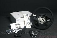 2286614 BMW 3er F30 Rechtslenker M Performance Starter Kit Lenkrad ALU Pedele