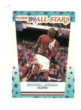 1989-90 fleer michael jordan sticker