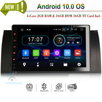 "9"" Android 10 Radio Bluetooth Autoradio Navigation GPS for Range Rover HSE L322"