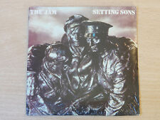MINT & SEALED !! The Jam/Setting Sons/2007 CD Album/Replica Vinyl
