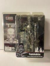 Reel Toys Neca Cult Classics Series 3 Terminator Endoskeleton Action Figure Mosc