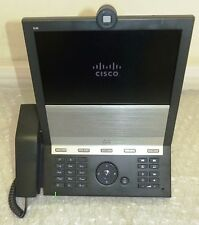 "Cisco Tandberg E20 TTC7-16 VoIP Video Conference Phone Telephone 10.6"" LCD"