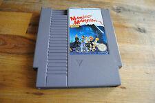 Jeu MANIAC MANSION pour Nintendo NES