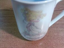 "Precious Moments Cup for Brenda by Enesco ""Beauty Wtih a Noble Spirit"" 1989"