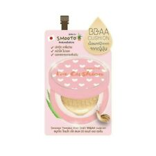 10 G Smooto Tomato Aloe Snail BB&AA CUSHION Skin Care Face Cream Oily Control