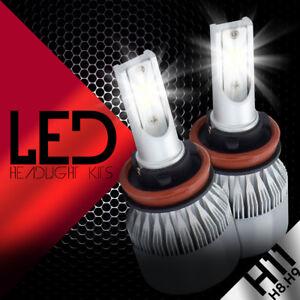 Cree LED Headlight Kit H8 H9 H11 Conversion Light Bulbs 388W 38800LM 6000K White