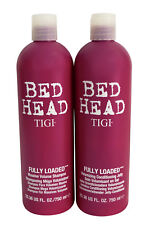 TIGI Bed Head Shampoo & Conditioner Fully Loaded Set 25.36 OZ ea