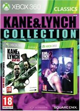 NEUF - jeu KANE & LYNCH COLLECTION dead men dog days sur XBOX 360 game gioco NEW