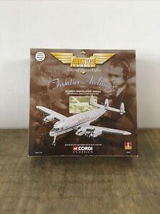 Corgi Aviation 47502 Lockheed Constellation Qantas Model Plane Aircraft 1:144