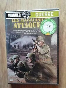 Dvd guerre. Les maraudeurs attaques