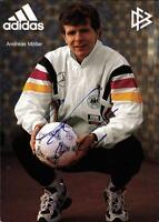 AK 4362 Andreas Möller, EM 1996 Nationalspieler - Juventus Turin, Schalke 04