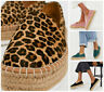 Women  Espadrilles Pumps Summer Slip On Comfy Loafers Shoes Size Ladies