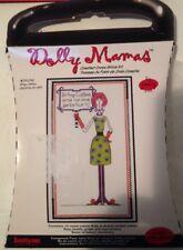 Cross Stitch Kit   new  Molly Mammas