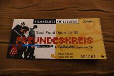 TICKET FREUNDESKREIS  1998  GERMANY