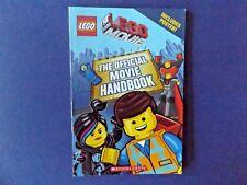   @Oz    THE LEGO MOVIE : The Official Movie Handbook (2014), SC, Scholastic