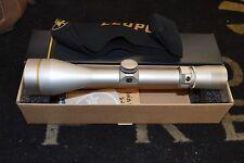 "Leupold VX-3i 3.5-10x50mm Silver Rifle Scope 1"" Tube Duplex Reticle 170453"