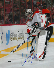 Steve Mason Autographed Signed 8x10 Photo - w/COA - NHL Philadelphia Flyers