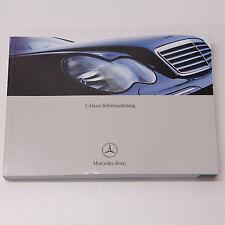 Mercedes C Klasse W203 S203 Betriebsanleitung Ausgabe 9/2003